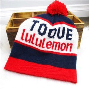 Y2K Lululemon Team USA toque from 2010 Olympics